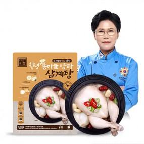 특가할인! 유귀열의 THE귀한 창녕 통마늘 양파 삼계탕 1kg*3팩 (무료배송) 이미지