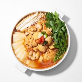 [삼삼해물] 해산물 밀키트 알이 맛있탕 860g / 누구나 손쉽게 조리할 수 있는 밀키트 제품 이미지