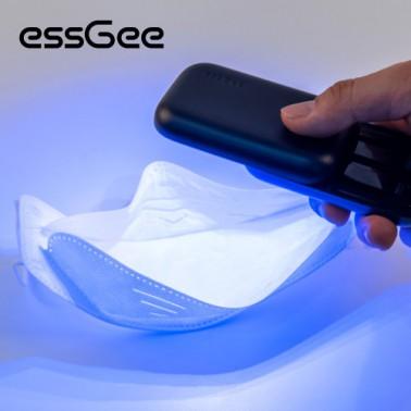 [마스크 소독기][ESSGEE] 휴대용 UV 자외선 살균 소독기! 마스크 살균 이미지
