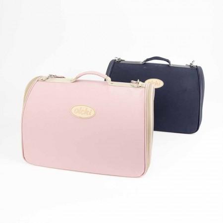 [올치] 강아지 반려애견 용품 트랜디 원통형 캐리어/가방 이미지