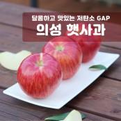 [과일친구]햇사과! 저탄소,GAP 의성 햇사과 2.5kg 대과(7~10과) 이미지