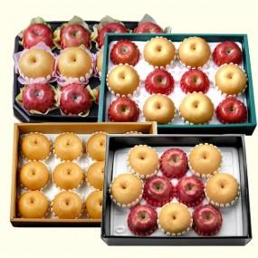 [추석PICK] [9/27일 오전 9시 주문마감] ARUM 국내산 과일 사과/배 선물세트 모음 이미지