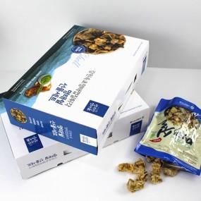 [설이왔소]속초명물  명태껍질 튀각 선물세트(30gX4봉) 이미지