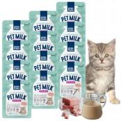 뉴트리플랜 펫밀크 고양이전용 50ml x 12개 유당분해 이미지