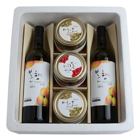 [핫딜] [수향농원] 최고급 매실 선물세트 (매실청, 장아찌l(피클), 우메보시) 이미지