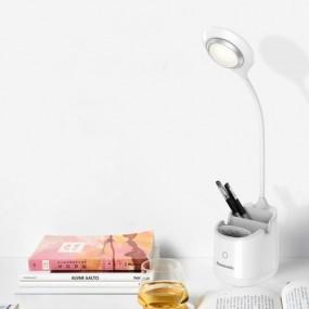 [파나소닉] 플리커현상없는! 마카롱색상의 트렌디한 디자인! 눈이편안한 파나소닉 LED 수납 스탠드 이미지