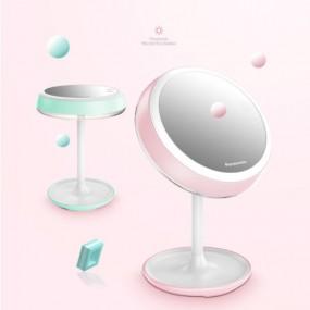 [파나소닉] 스탠드와 화장거울을 하나로! 파나소닉 충전식 LED 조명 화장 거울 이미지