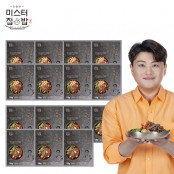 [미스터집밥]김호중 와규 소고기장조림 총15팩<br>소고기 7팩 + 소고기메추리알 8팩<br>홈쇼핑 런칭 대박아이템 그 구성 그대로~ 이미지