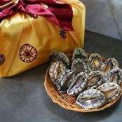 [추석PICK]  ( 9월28일오후2시 추석택배마감 ) 선물세트! 엄선한 선별! 어패류의 황제! 살아있는 명품 완도참전복 1kg(대사이즈 10~12미) [남해바다향] 이미지