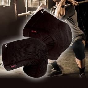 COVA 코바 무릎보호대 등산용 운동용 레저용 헬스용 무릎관절보호 이미지