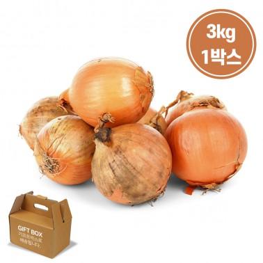 [그린팜] 어떻게 먹어도 몸이 반응하는 친환경 재배 양파^^ 3kg 이미지