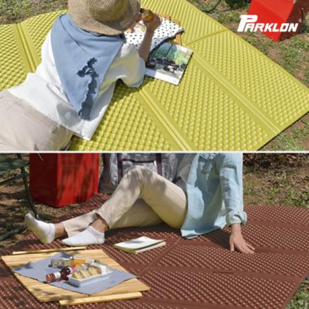 [상시특가♥] 파크론 고밀도 25배율 프리미엄 캠핑매트 이미지