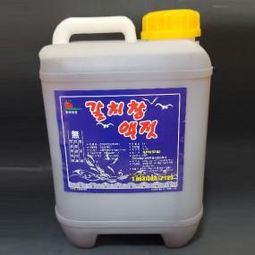 [황해젓갈]곰소에서 집앞까지 무료배송 정품 갈치창액젓 4.5/10kg 이미지