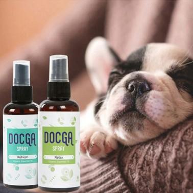 [독가] 강아지 멀미 예방 진정 아로마 리프레시, 릴렉스 30ml/60ml 이미지