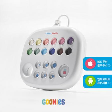 [구니스] 스마트 팔레트 아동 디지털 색칠공부 그림놀이 유선/무선 이미지