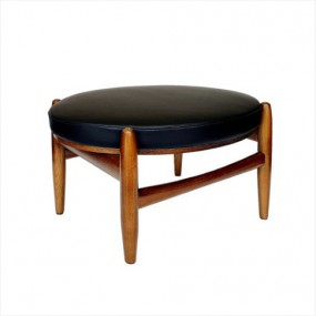 [43번가아울렛] 바오밥 보조 의자  [스카이/진밤/그레이/연브라운/베이지(레자)/핑크/블랙/베이지(패브릭)] 이미지