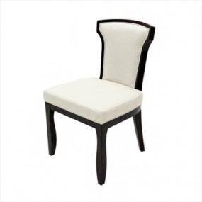 [43번가아울렛] 베이커 의자  [스카이/진밤/그레이/연브라운/베이지(레자)/핑크/블랙/베이지(패브릭)] 이미지