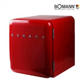 [Bomann] 보만 44리터 1등급 레트로 클래식 레드 냉장고 KS2040 이미지