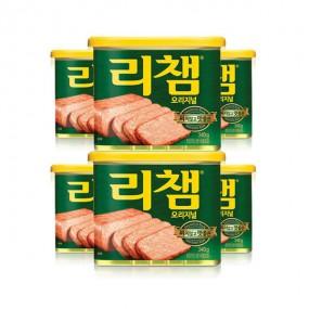[동원] 리챔 오리지널 340g*6입 (무료배송) 이미지