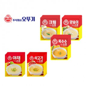 [오뚜기] 맛있는 스프 모음전 (무료배송) 이미지