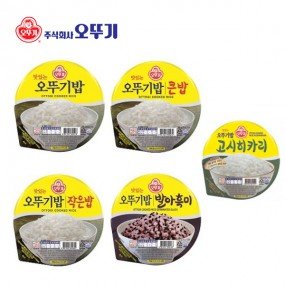 [오뚜기] 맛있는 밥 모음전 (무료배송) 이미지