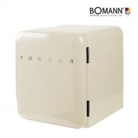 [Bomann] 보만 44리터 1등급 레트로 클래식 아이보리 냉장고 KS2042 이미지