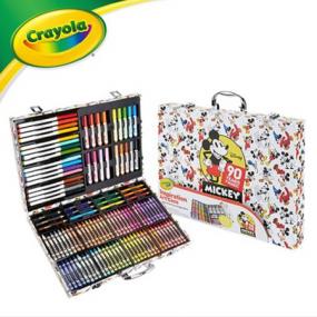 [Crayola] 크레욜라 미키마우스 한정판 아트케이스 이미지