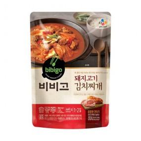 [CJ제일제당] 비비고 돼지고기 김치찌개 460g 이미지