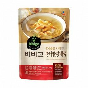 [CJ제일제당] 비비고 콩나물 황태국 500g 이미지