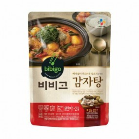 [CJ제일제당] 비비고 감자탕 460g 이미지