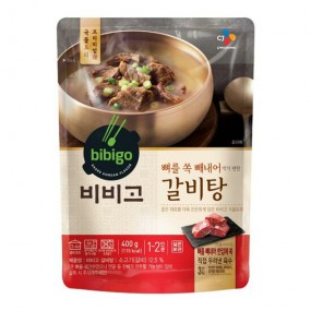 [CJ제일제당] 비비고 갈비탕 400g 이미지