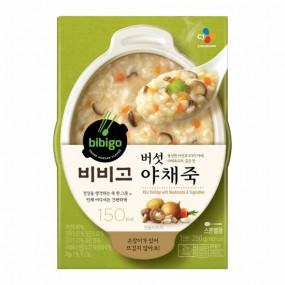 [CJ제일제당] 비비고 버섯야채죽 280g 이미지