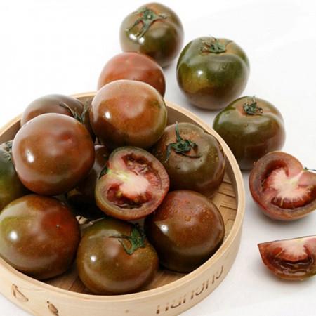 [아자픽] 지금 먹어야 맛있는~ARUM 탱글탱글 아삭아삭한 흑토마토 2kg(30과 내외) 이미지