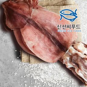 웰빙 국내산 반건조오징어 (소10미, 중10미, 대5미) [신선씨푸드] 이미지