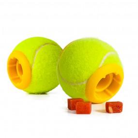 [펫토리아] 르칙 노즈워크 간식 장난감 테니스볼 이미지