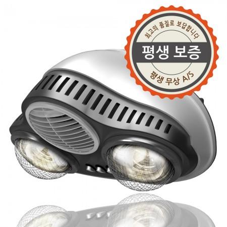 [컴프라이프] 온풍겸용 동작감지 욕실난방기 CP4880