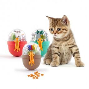 [펫토리아] 르칙 캣 텀블러 고양이 장난감 이미지