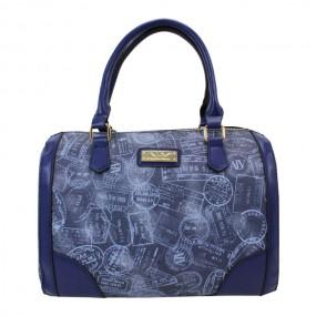 [ALV] Passport Shoulder Bag Denim 에이엘브이 여자 숄더백 이미지