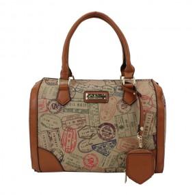 [ALV] Passport Shoulder Bag  Safari 에이엘브이 여자 숄더백 이미지