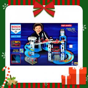 [크리스마스 선물] 보쉬토이 주차타워 멀티 KL2809 이미지