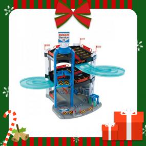 [크리스마스 선물] 보쉬토이 주차타워 3단 KL2811 이미지