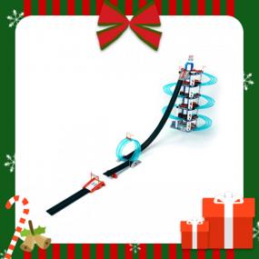 [크리스마스 선물] 보쉬토이 주차타워 6단 슬라이드 KL2844 이미지