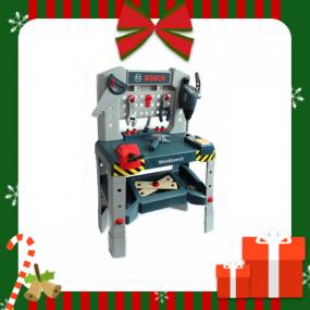 [크리스마스 선물] 보쉬토이 워크벤치 (2가지음향효과+높이조절) KL8263 이미지