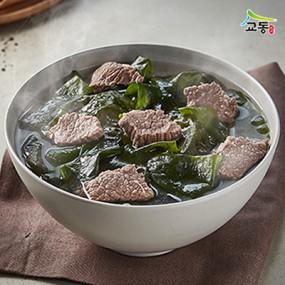 [교동식품] 소고기미역국 500g(실온) 이미지