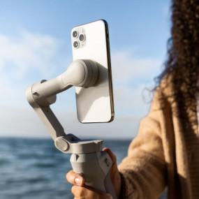 [개인방송장비]DJI OM 4 스마트폰 핸드 짐벌 셀카봉 이미지