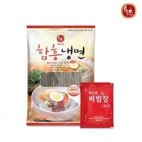 [교동식품] 하우촌 함흥냉면 비빔 20인분(함흥면10+비빔10) (냉동) 이미지