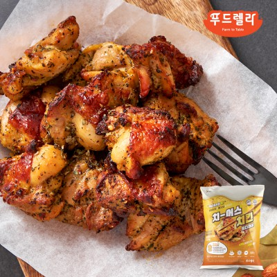 [푸드렐라] 치어스 치킨 통다리살 (300g)