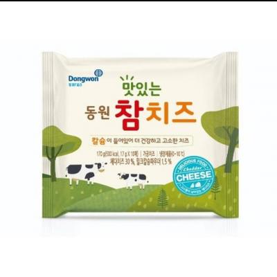맛있는 동원 참치즈 170g [10매]