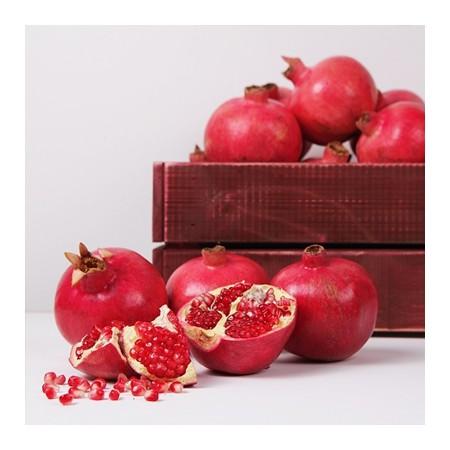붉은 과즙이 풍부한 석류 15과 1박스 (5kg) [진원] 이미지