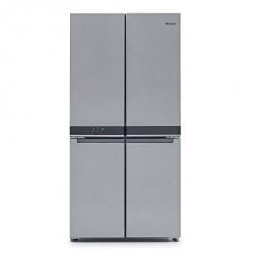 [월풀] 믿을 수 있는 브랜드 월풀!! 6th Sense 세미빌트인4도어 냉장고(600L) 6WQN1SS 이미지
